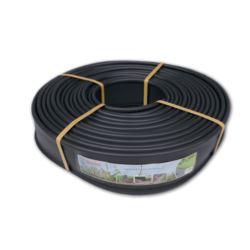 Obrzeże trawnikowe proste 18mx12,5cm czarne