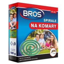 Bros- Spirale na komary