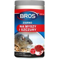 Bros- Ziarno na myszy i szczury 300g