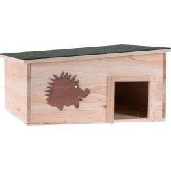 Domek dla jeża 37,5x37,5x18cm Koopman